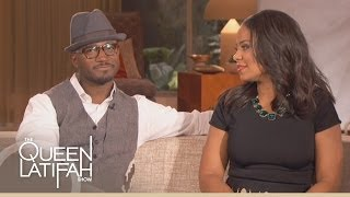 Taye Diggs and Sanaa Lathan's On-Set Instagram Contest