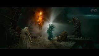 The Hobbit (2014) -  Clash of Immortals [4K]