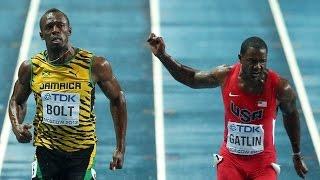 Usain Bolt vs Justin Gatlin   Rio Olympics 2016 (Build-Up Highlights)