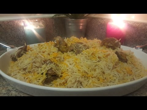 Mutton Pulao (Lahori Style) | Quick & Delicious Cuisine