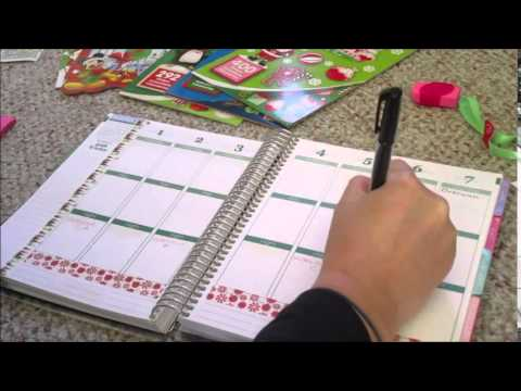ERIN CONDREN LIFE PLANNER: WEEKLY PLANNING SESSION