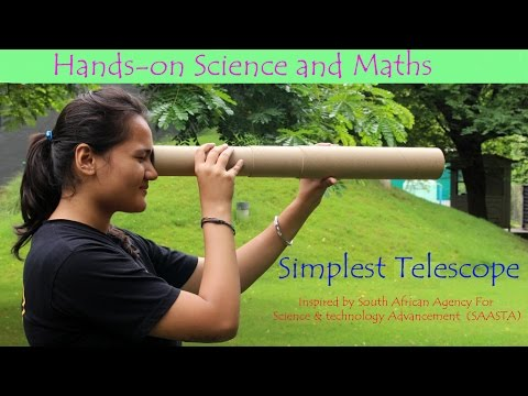 Simplest Telescope | English
