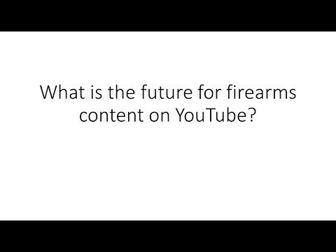 What's the Real Story with YouTube, Gun Channels, and the Future of Firearms Content?