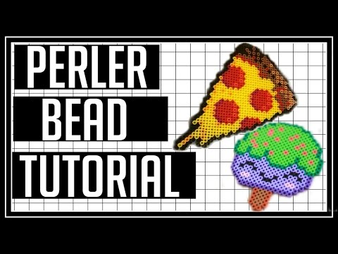 {Craft with me} Perler Bead