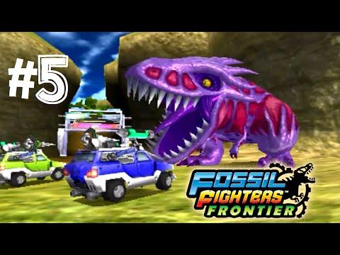 Fossil Fighters: Frontier Nintendo 3DS GORGO! Walkthrough/Gameplay Part 5 English!