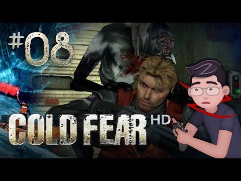 Cold Fear HD - Let's Play #08 - Blowing it all up to smithereens