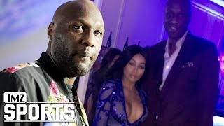 Lamar Odom Opens Up About Drug Use And Is Hanging Out With Blac Chyna!? | TMZ Sports