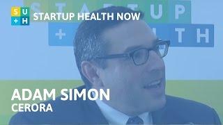 A New Era for Brain Health - Adam Simon, Cerora: NOW #63