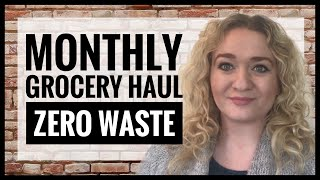 Monthly Grocery Haul - Living Without Plastic - PakVim net