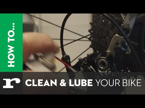 How to Clean and Lube Your Bike for Maximum Cycling Efficiency