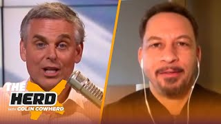 Re-seeding NBA playoffs would be ideal, talks 'The Last Dance' – Chris Broussard | NBA | THE HERD