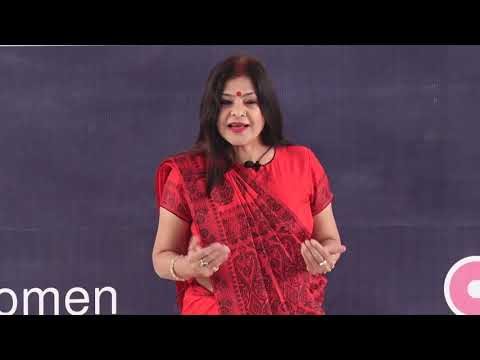 Indian Folksongs: A medium for preservation of Culture | Malini Awasthi | TEDxSRMUWomen