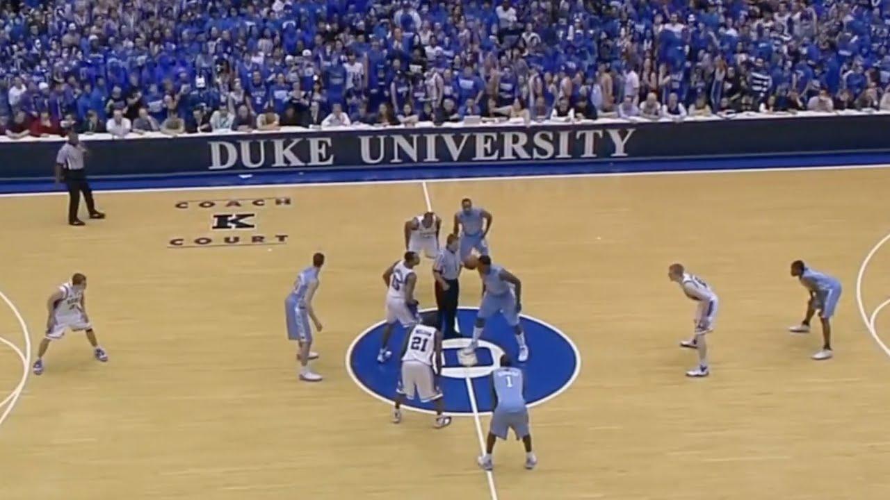 UNC vs Duke   Highlights   3/8/2008