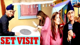 Sher-E-Punjab: Maharaja Ranjit Singh - First Set Visit With Tunisha Sharma & Damanpreet Singh