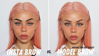 Why YOU should change your ENTIRE brow routine to fit YOUR face
