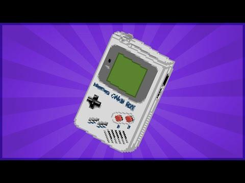 Minecraft: MEU QUERIDO GAME BOY! (BUILD BATTLE)