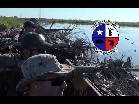 Texas Boys Outdoors - The Quack Attack!