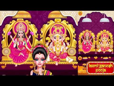 Indian Doll Diwali Celebration