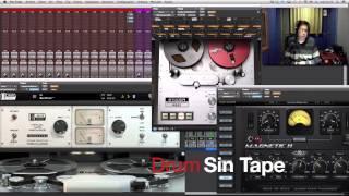 Waves J37 vs Kramer MPX vs Nebula3 vs CDS VTM-M2 (Tape