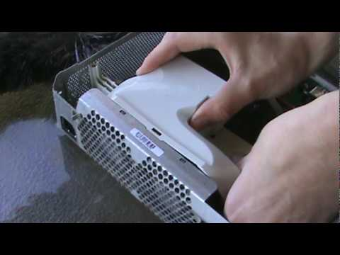 Cleaning the Inside of My Xbox 360