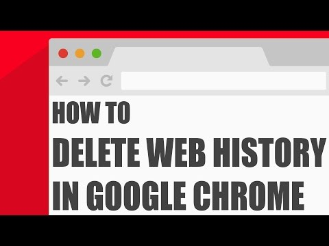 How To Delete Web Browsing History in Google Chrome on a Mac
