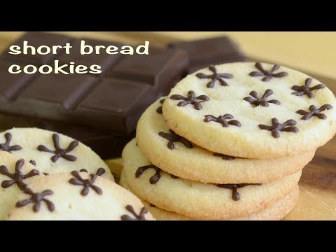 short bread cookies recipe/ Christmas butter cookies recipe