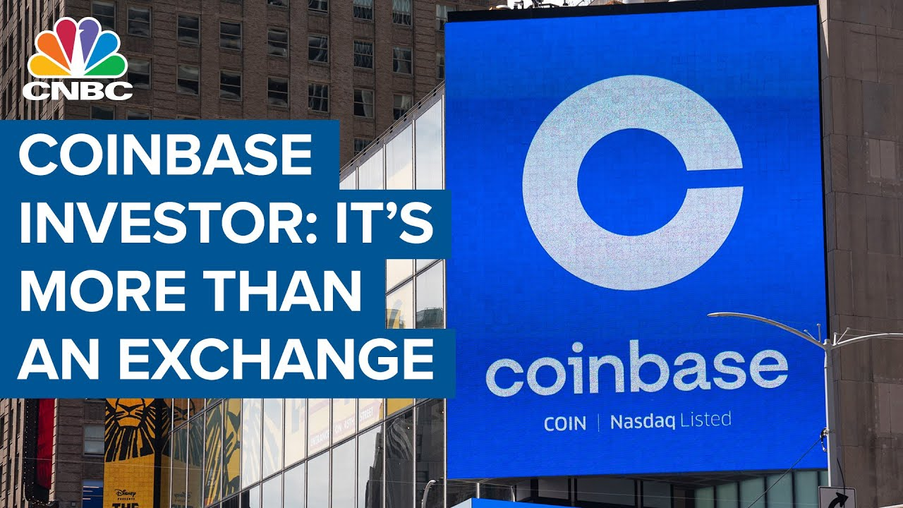 Early Coinbase investor explains why it's much more than an exchange