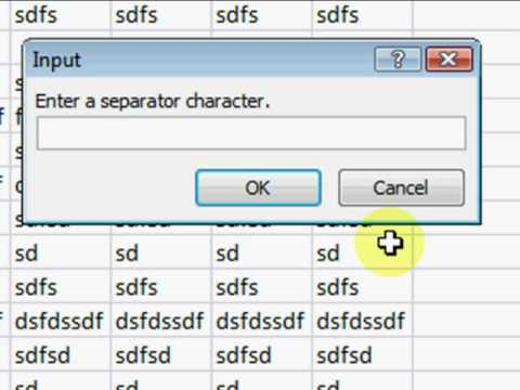 Excel Export Worksheet Data to Notepad, Wordpad or Any Text File