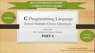 Strings | Pointers| C Technical Interview Questions and
