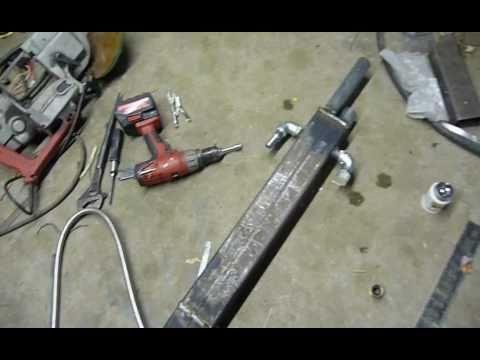 Engine exhaust gas heat exchanger