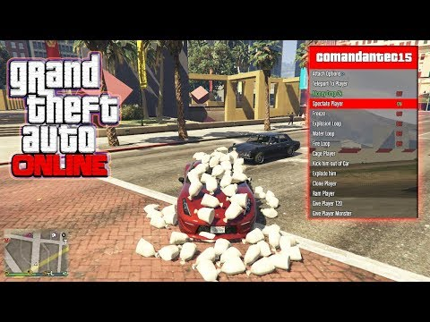 GTA 5 Online 1.42 FREE Mod Menu w/ 10M,Rain Money, Hacks[UNDETECTED]