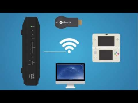 How to Change the wireless channel on your Shaw Modem | Shaw Support