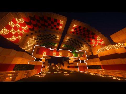 Minecraft Mario kart 8 Melody Motorway