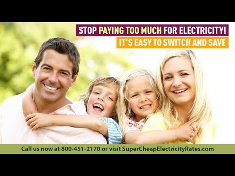 Cheap Electricity Texas - Cheap Electric Rates