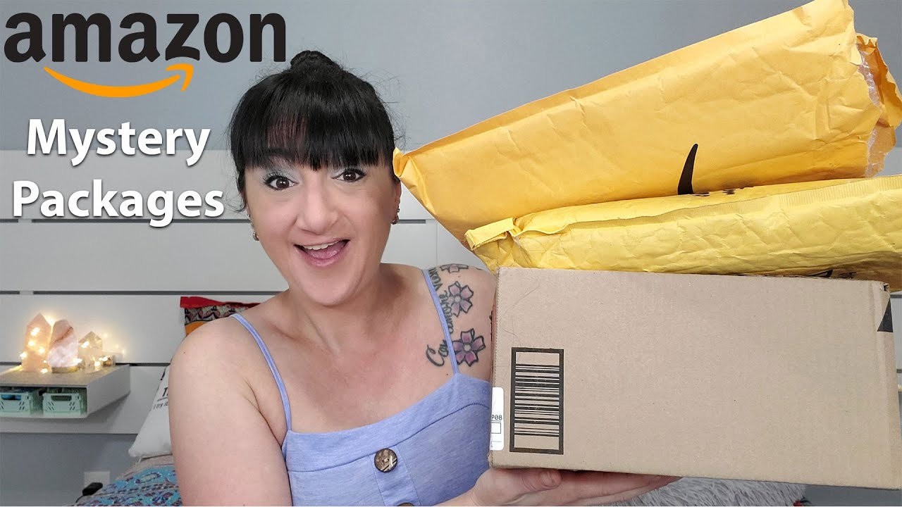 More Amazon Mystery Packages I Did Not Order | Brushing Scam | June 2021