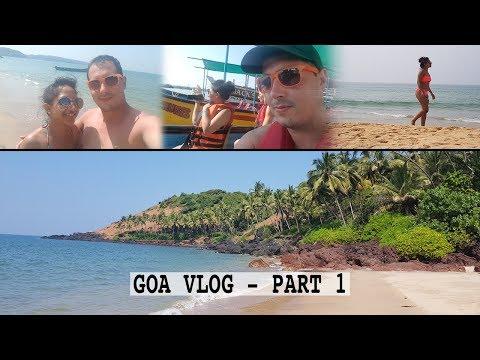 INDIA GOA VLOG - PART ONE!! - NOVOTEL DONA SYLVIA RESORT!