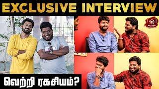 புத்தருக்கு போதிமரம் எனக்கு Toilet | RjVignesh Revealed His Success Secret | NNOR Team Interview