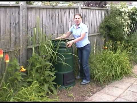 Composting Part 1 - Garden Organic's Video Guide: How to make compost