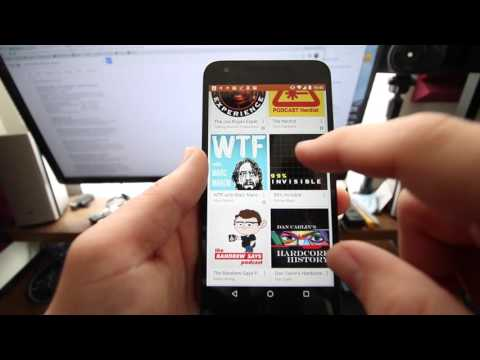 How to Find & Subscribe to Podcasts in Google Play (Android Smart Phone)