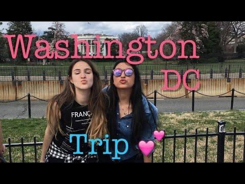 #24 Washington DC Trip | Diário de Intercâmbio da Brenga