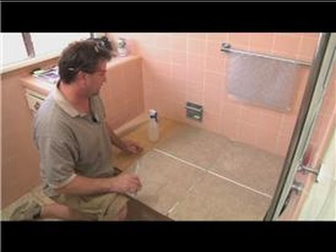 Cleaning Tile  : How to Remove Mold From Shower Tile
