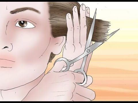 how to cut your own hair men easy hairstyles