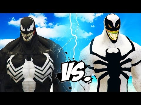Venom vs Anti-Venom - Epic Battle