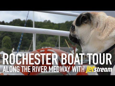 Jetstream River Medway Boat Tour Rochester