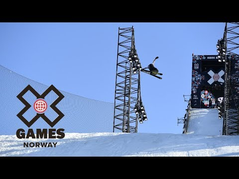 Women's Ski Big Air: FULL BROADCAST   X Games Norway 2018