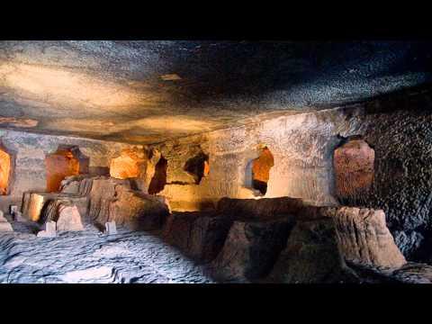 Ajanta Caves - India (HD1080p)