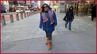 Vacation Masti In New York City | Sharing An Unique Thing | Simple Living Wise Thinking