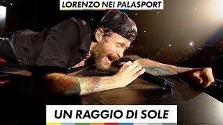Lorenzo nei Palasport 2015/2016 - Raggio Di Sole