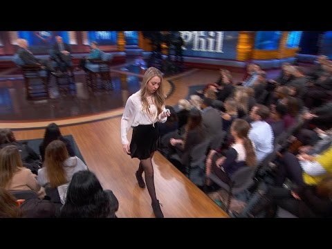 Teen Rejects Residential Therapy Program, Walks Off Dr. Phil Stage For A Second Time
