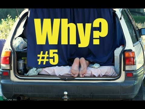 Why Are More People Living in Trailers and Cars - Part 5 - Ideas To Get Land